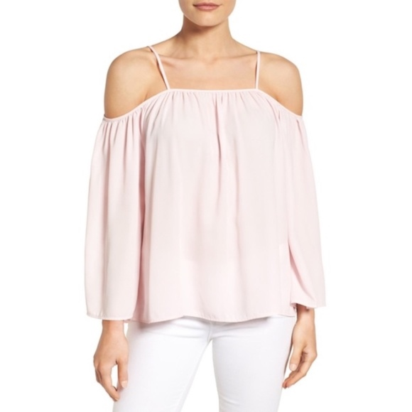ecb3daa05d0d Vince Camuto Off the Shoulder Blouse